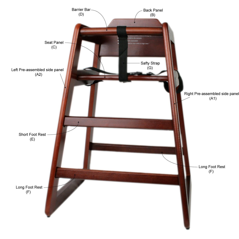 High Chair Dimensions Newborn Baby Girl Clothes Clothing – High Chair Dimensions