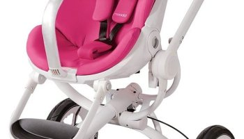 Quinny Moodd Stroller Model 2015 Toffee Crush Newborn Baby